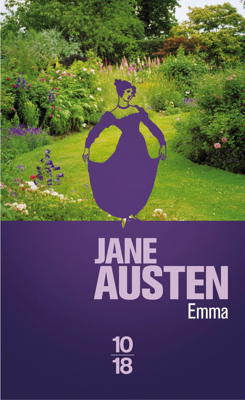Les couvertures des romans de Jane Austen 9782264023186
