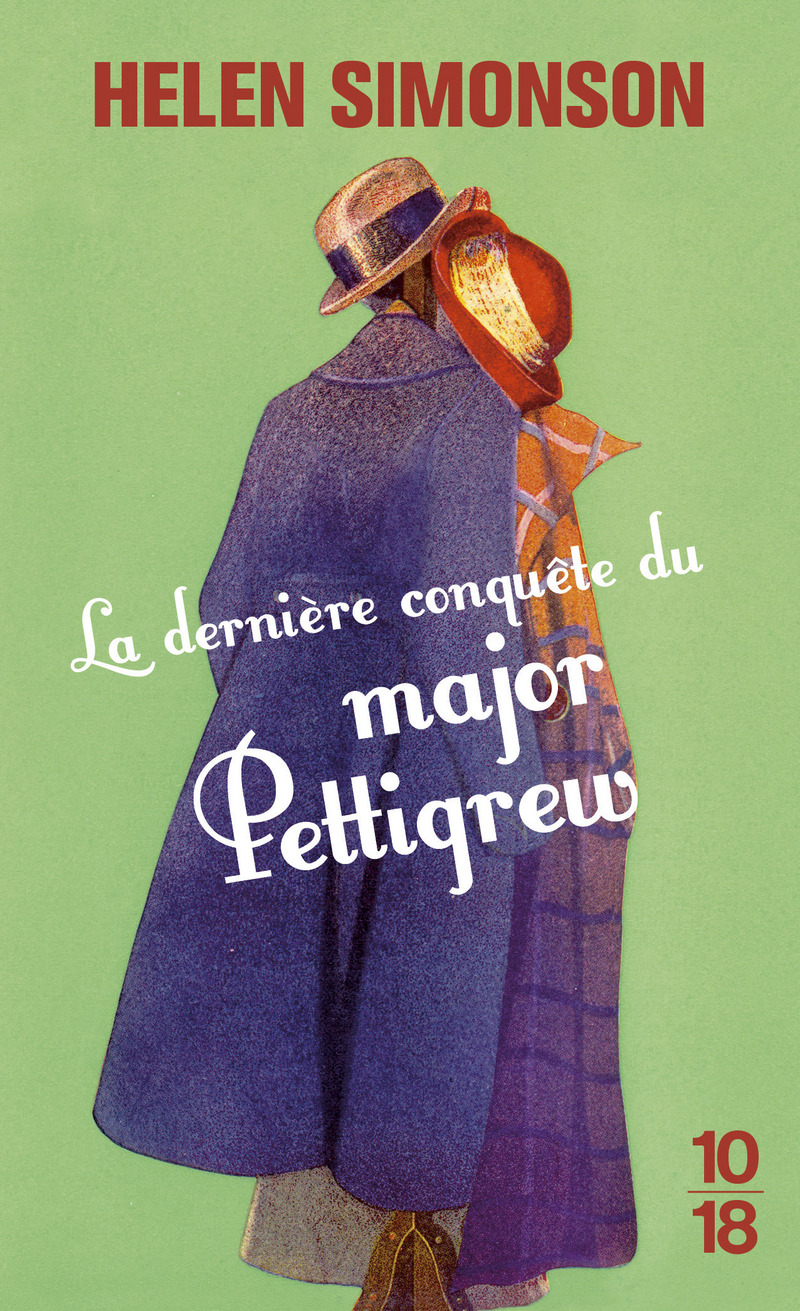 LA DERNI�RE CONQU�TE DU MAJOR PETTIGREW