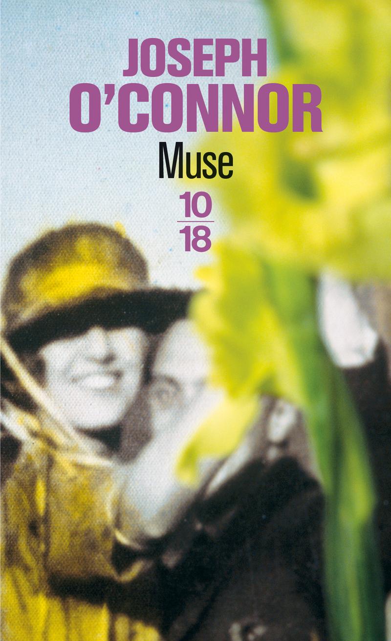 Muse de Joseph O'Connor 9782264059093