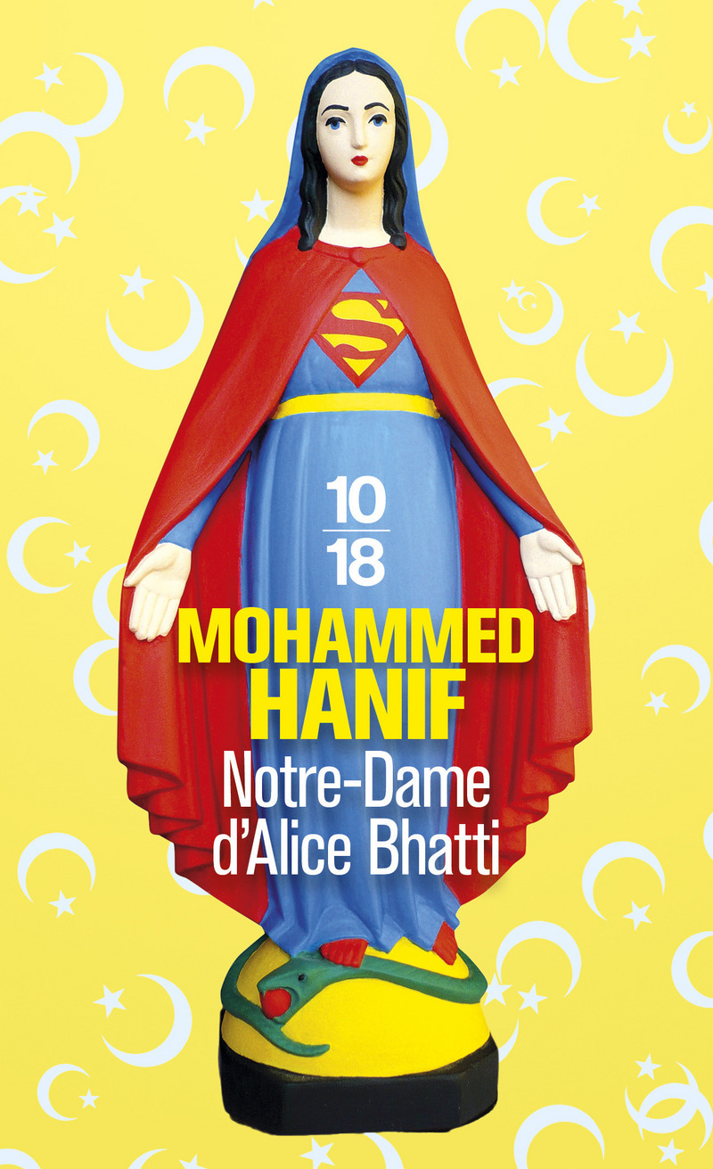 NOTRE DAME D'ALICE BHATTI