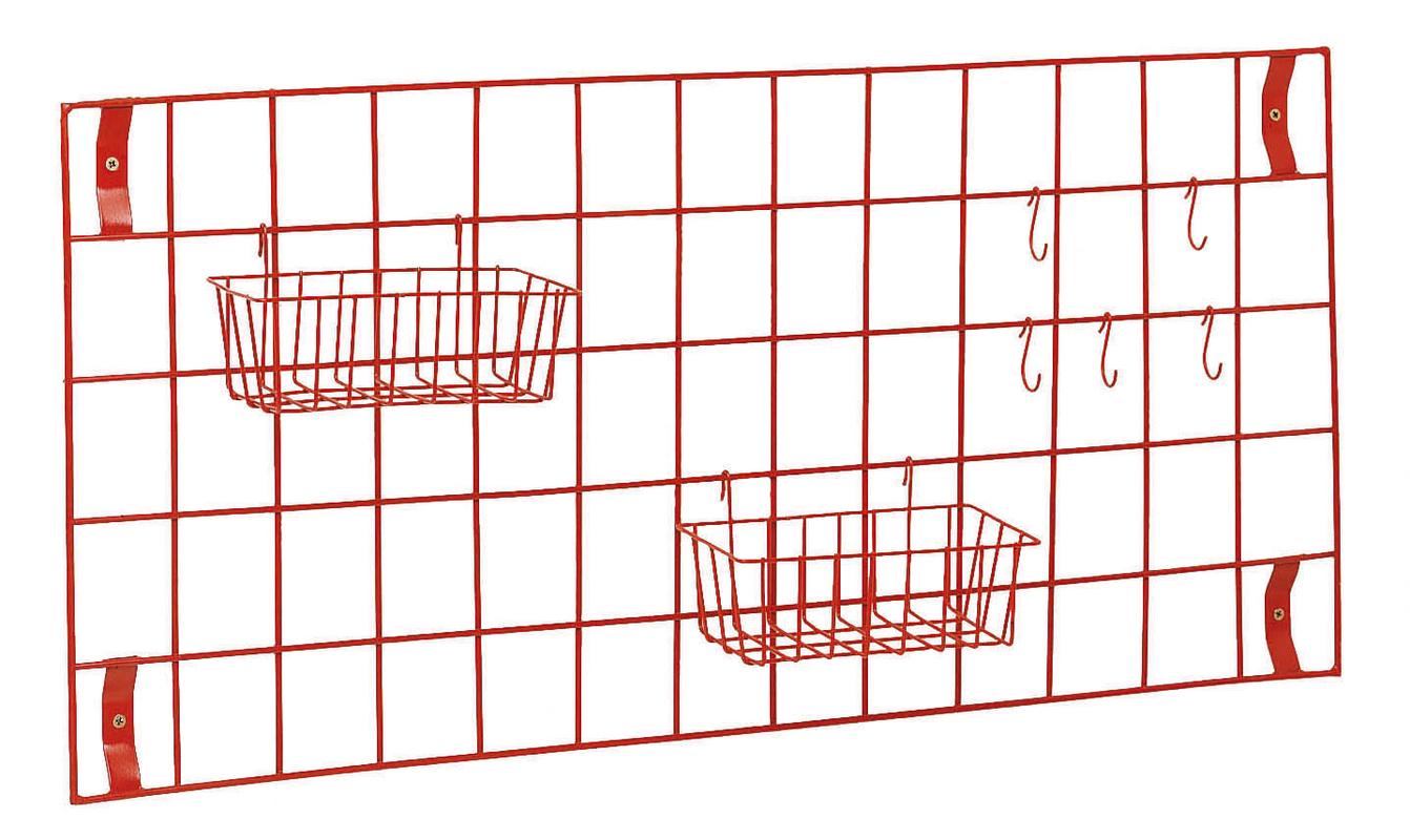 grille murale rangement cuisine tableau isolant thermique. Black Bedroom Furniture Sets. Home Design Ideas