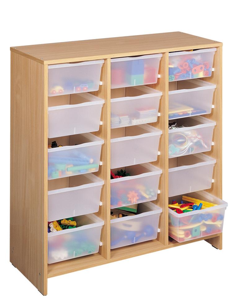 meuble avec bacs de rangement id es de. Black Bedroom Furniture Sets. Home Design Ideas