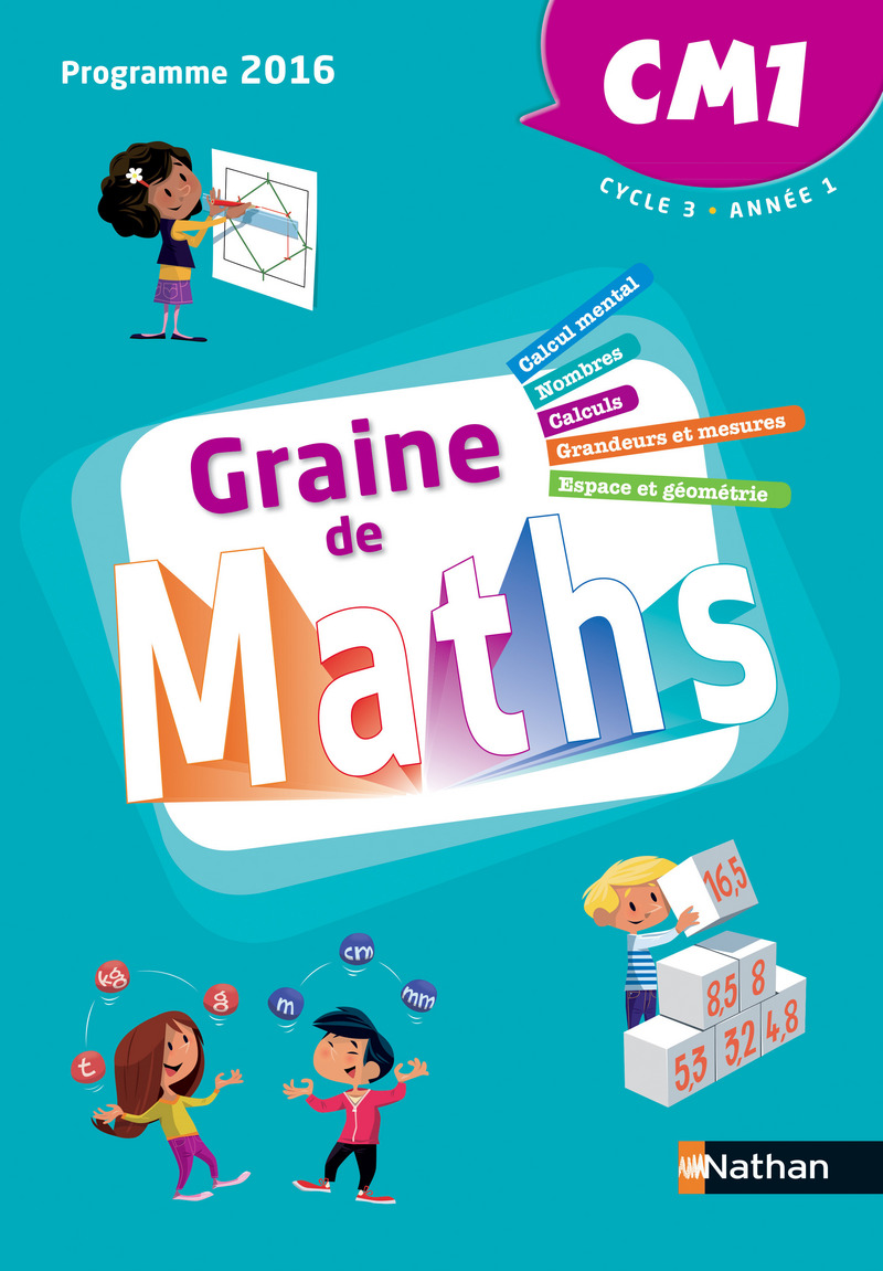 Graine de Maths CM1