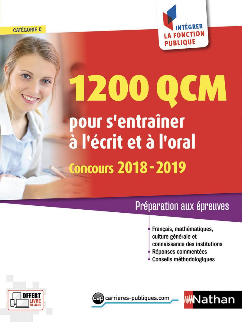 3861c39ced5 1 200 QCM pour s entraîner à l écrit et à l oral (Français
