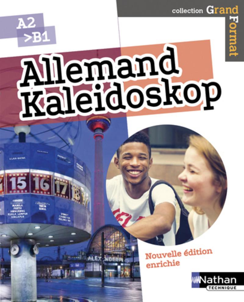 Allemand - Kaleidoskop A2B1