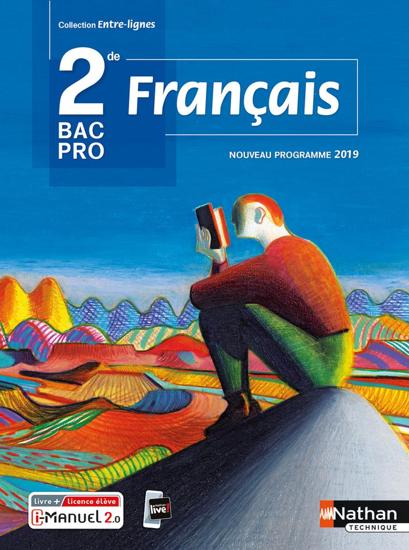 Francais 2de Bac Pro I Manuel 2 0 Bi Media