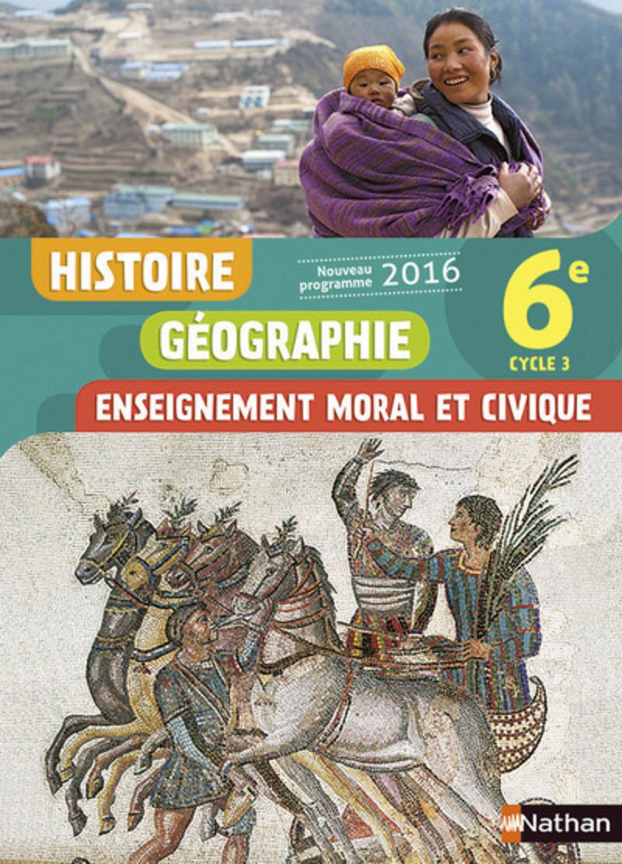 Histoire Geographie Emc 6e Biblio Manuels