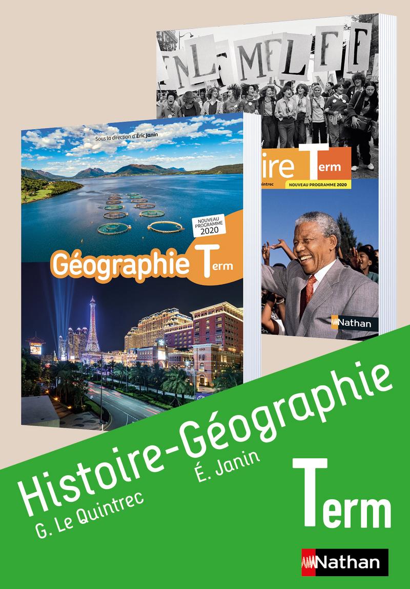 Histoire-Géographie Term - Le Quintrec/Janin