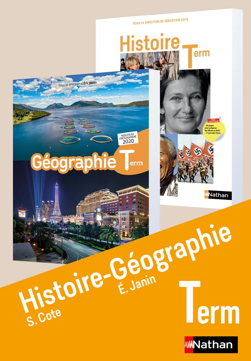 Histoire-Géographie Term - Cote/Janin