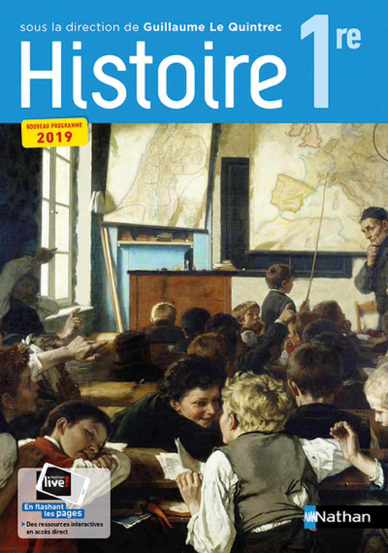 Histoire 1re - G. Le Quintrec