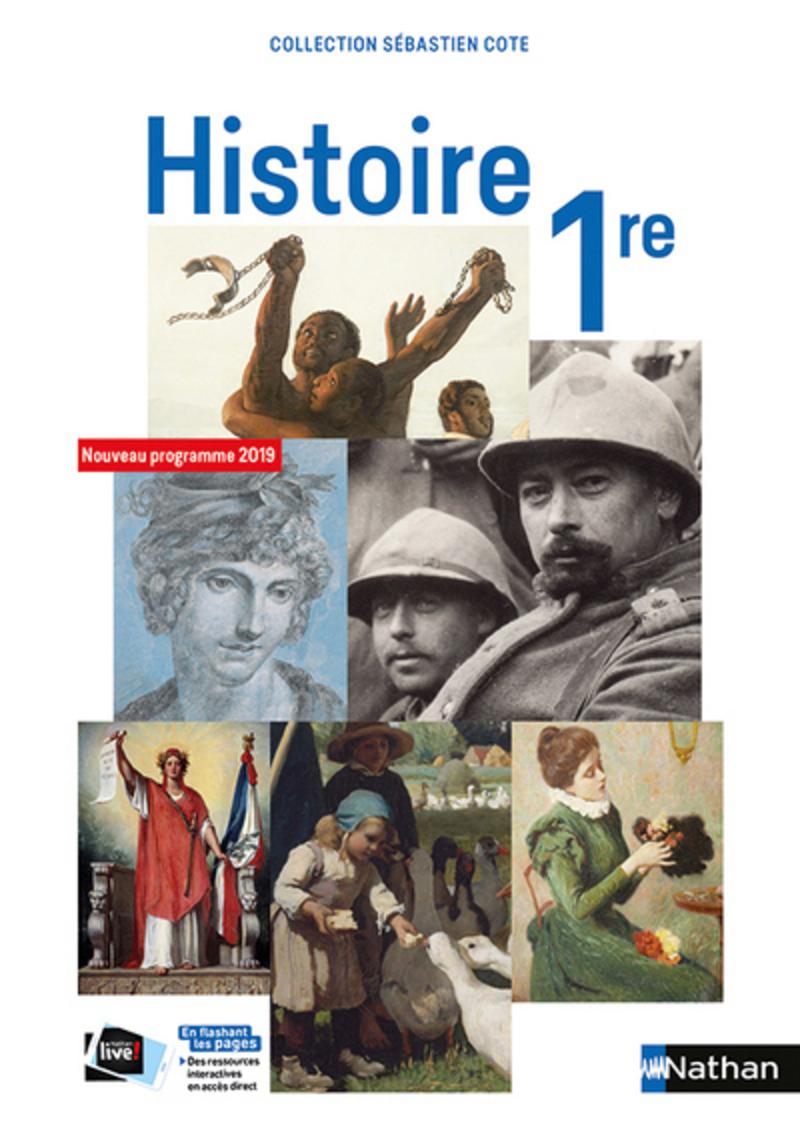 Histoire 1re - S. Cote