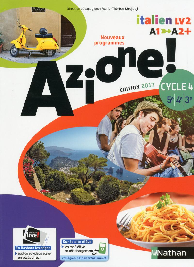 Azione ! Cycle 4