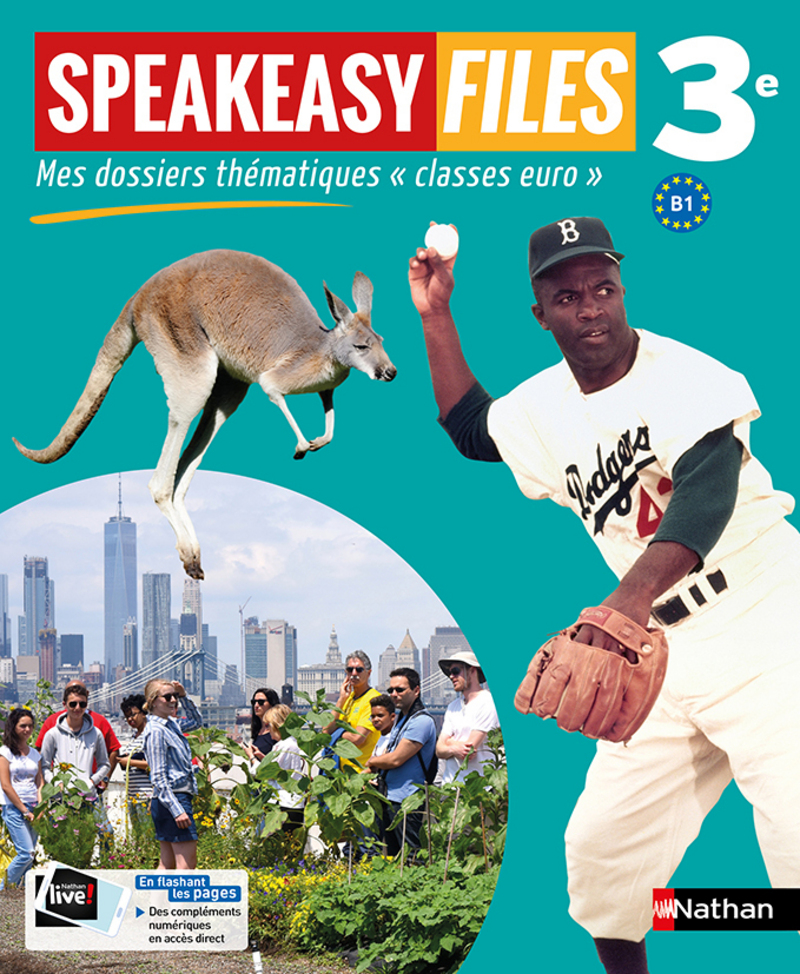 Speakeasy Files 3e