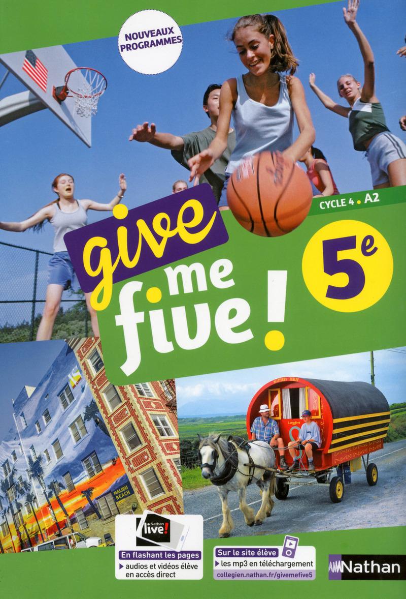 Give me five! 5e