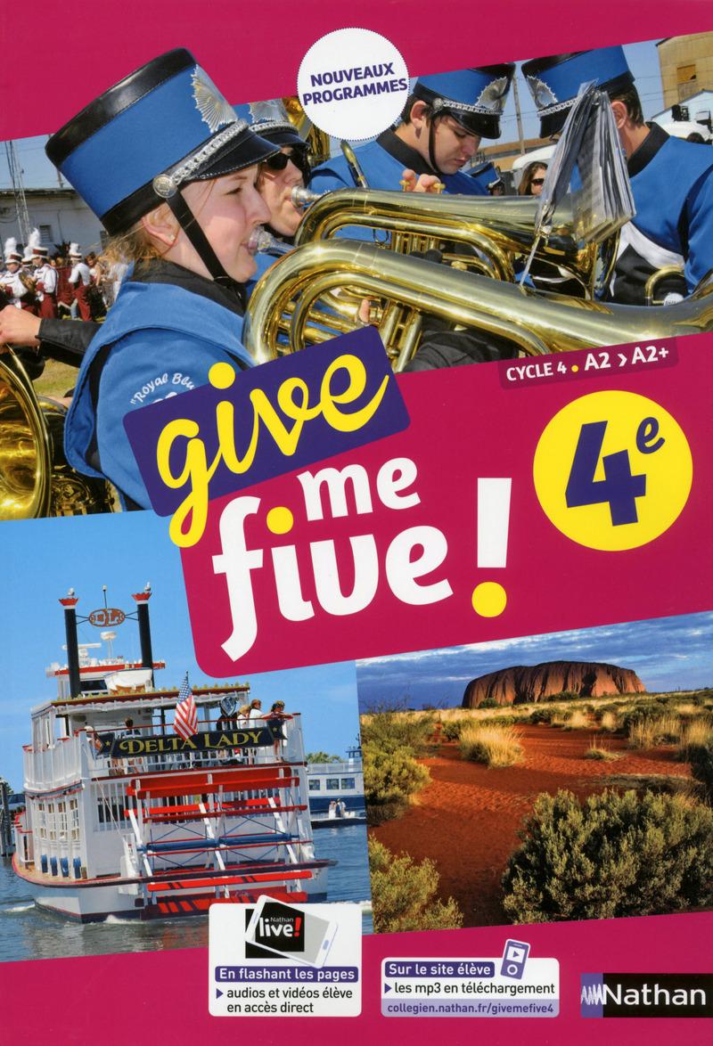 Give me five! 4e