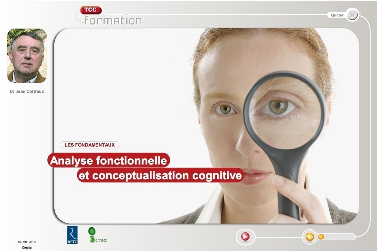Analyse fonctionnelle et conceptualisation cognitive
