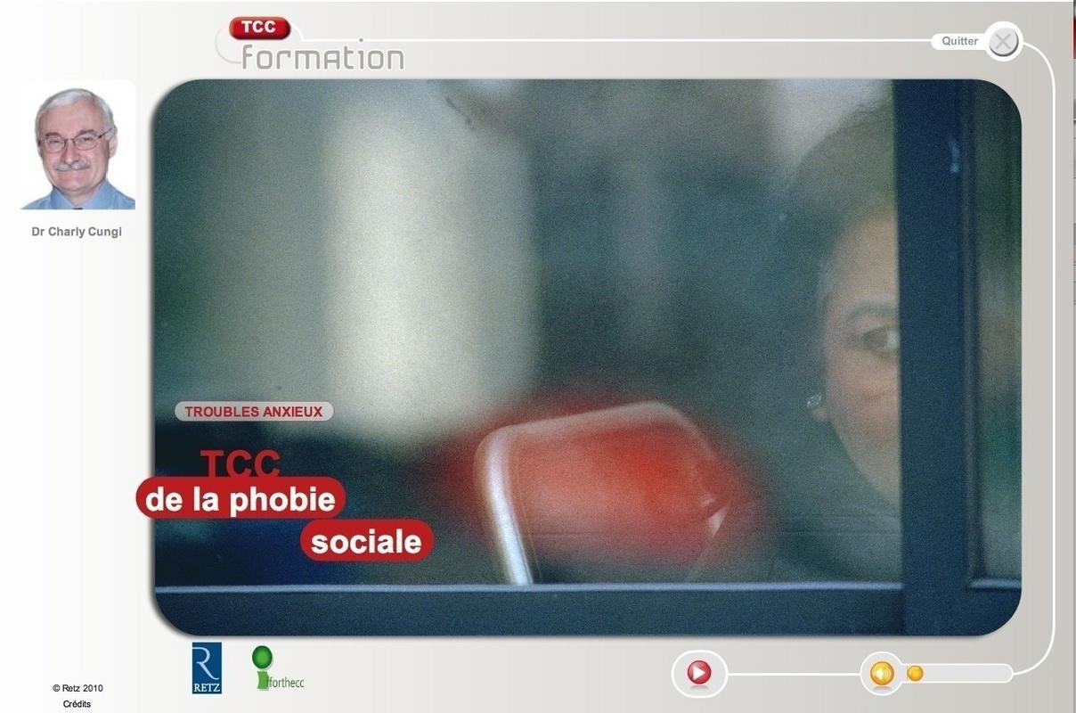 TCC de la phobie sociale