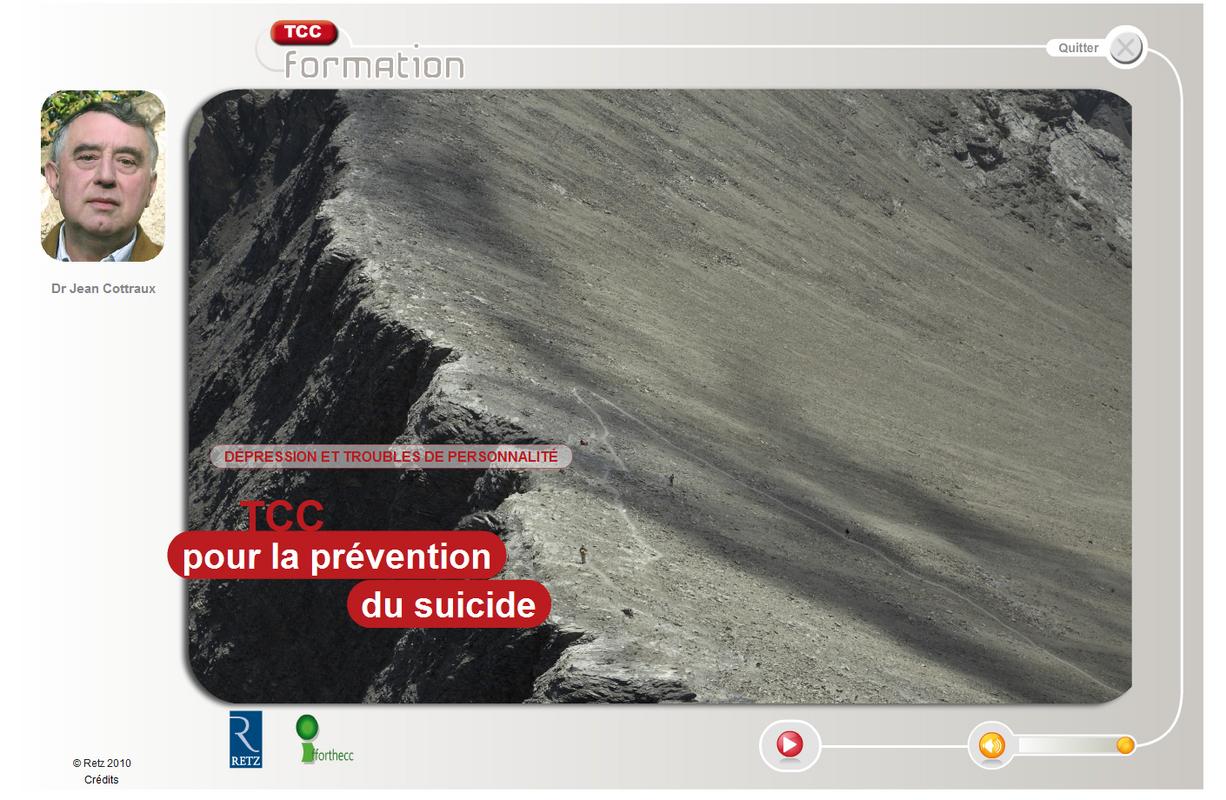 TCC de la prévention du suicide