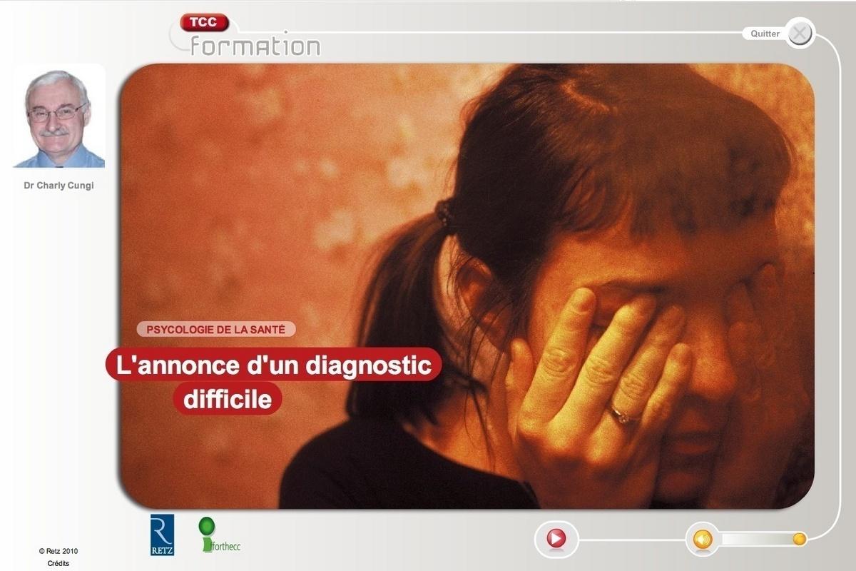 L'annonce d'un diagnostic difficile