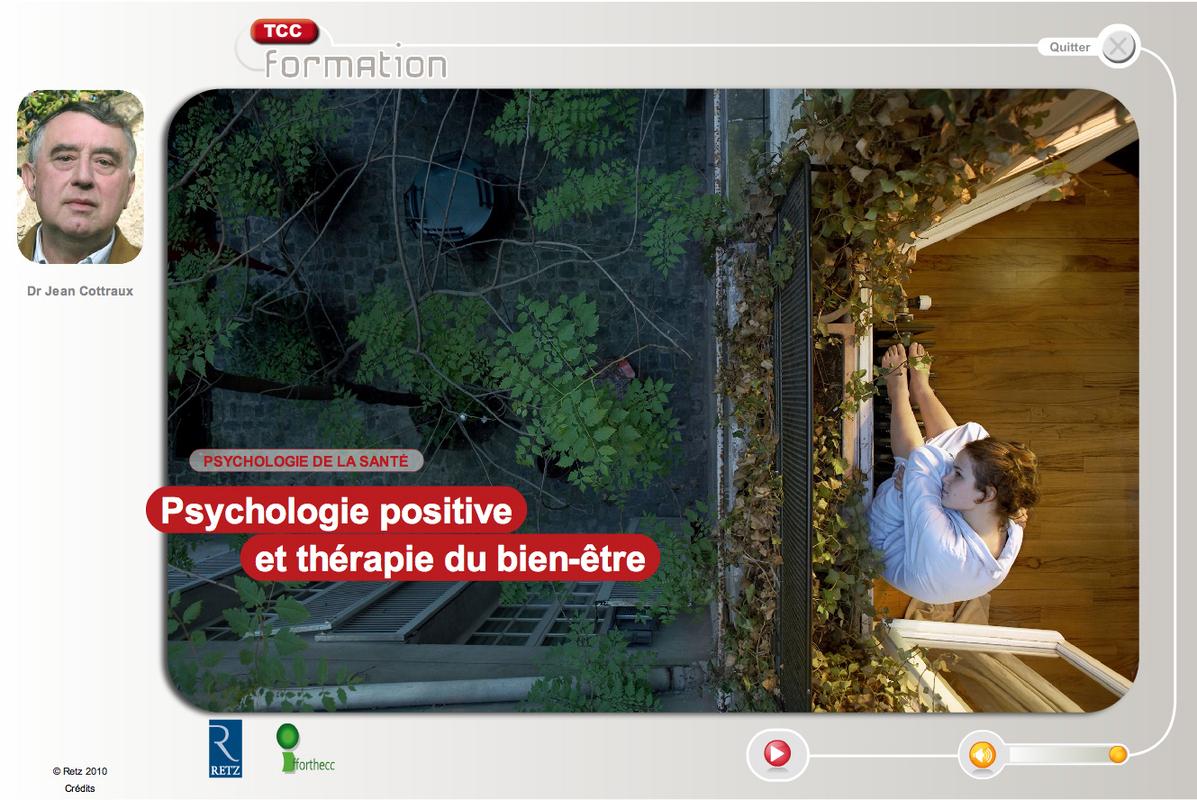 Psychologie positive et thérapie du bien-être
