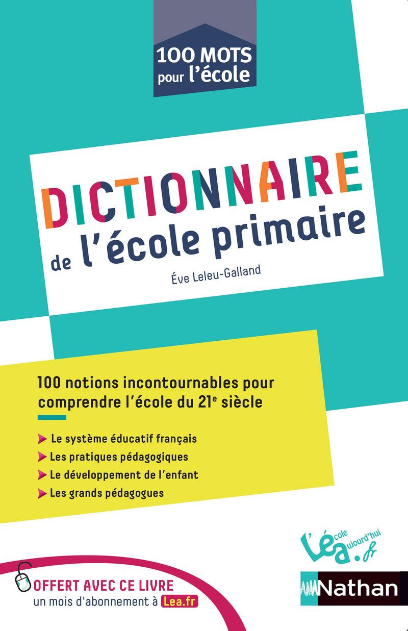 Ebook Dictionnaire de l