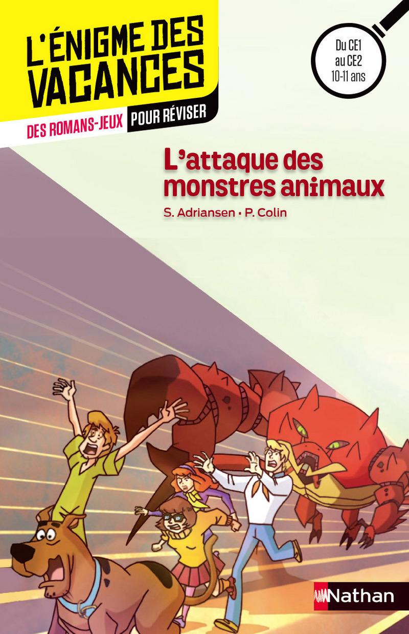 L'attaque des monstres animaux - Dès 10 ans