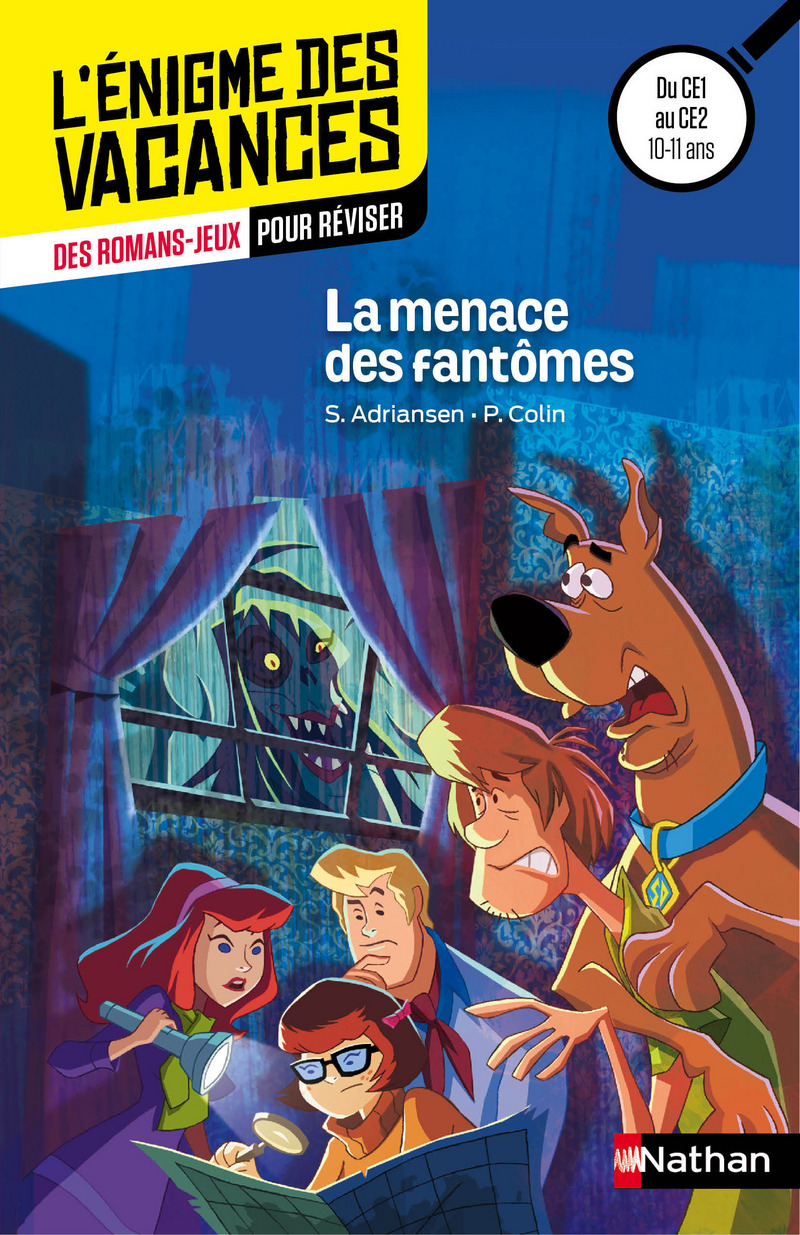La menace des fantômes - Scooby-Doo