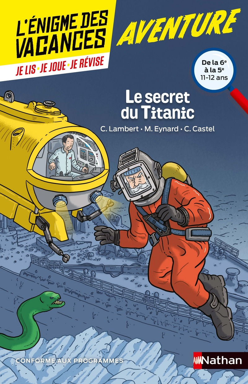 Le secret du Titanic - L
