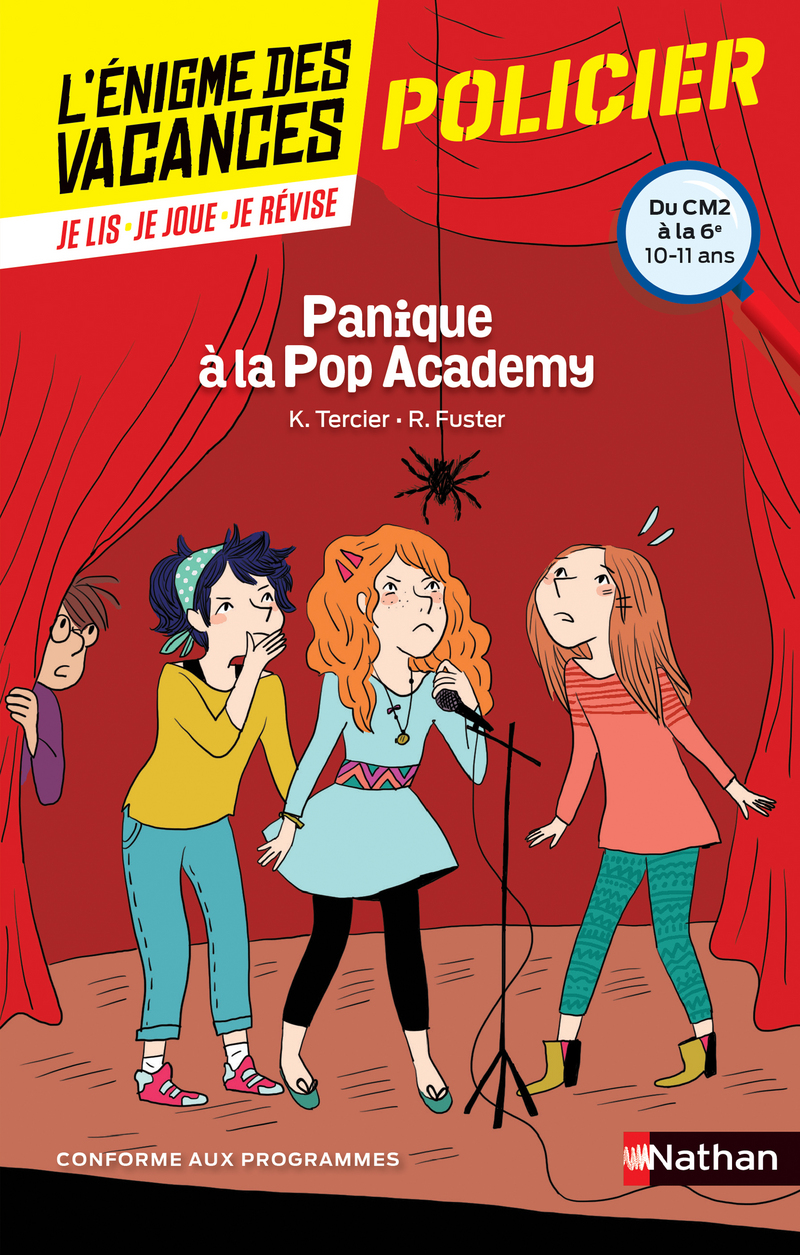 Panique à la Pop Academy - L