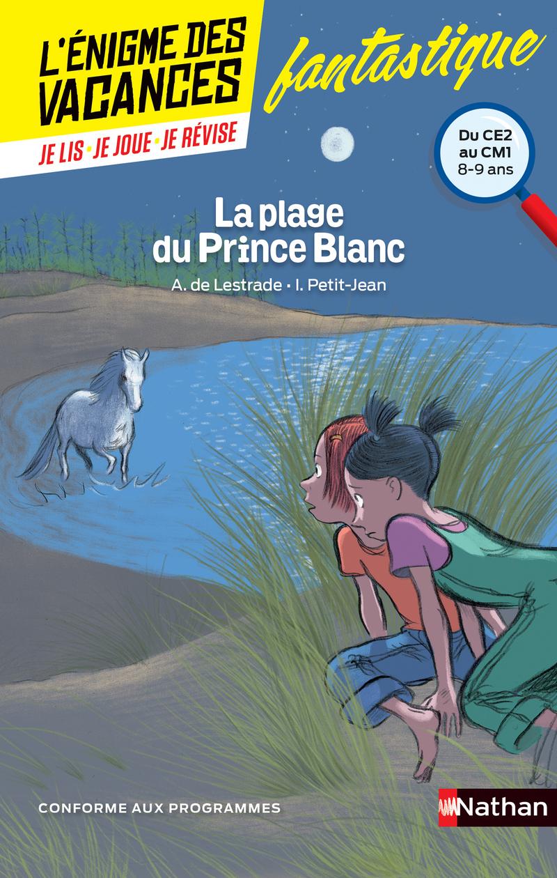 La plage du Prince Blanc - L