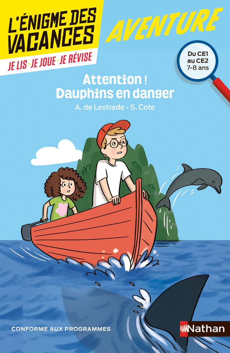 Attention! Dauphins en danger - L