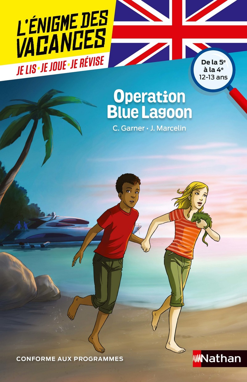 Operation Blue Lagoon - L