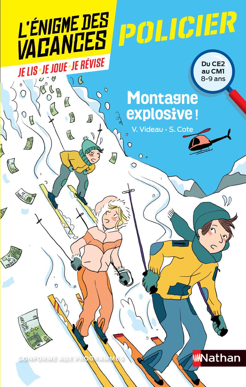 Montagne explosive ! - L