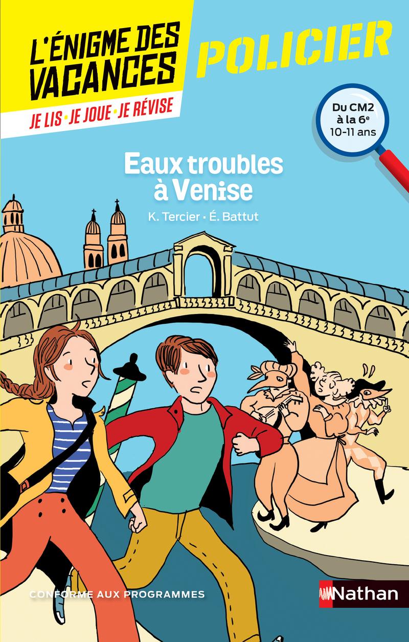 Eaux troubles à Venise - L