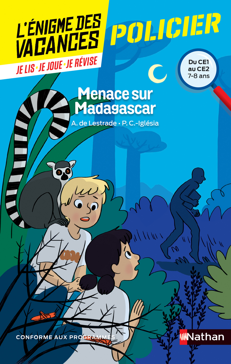 Menace sur Madagascar - L