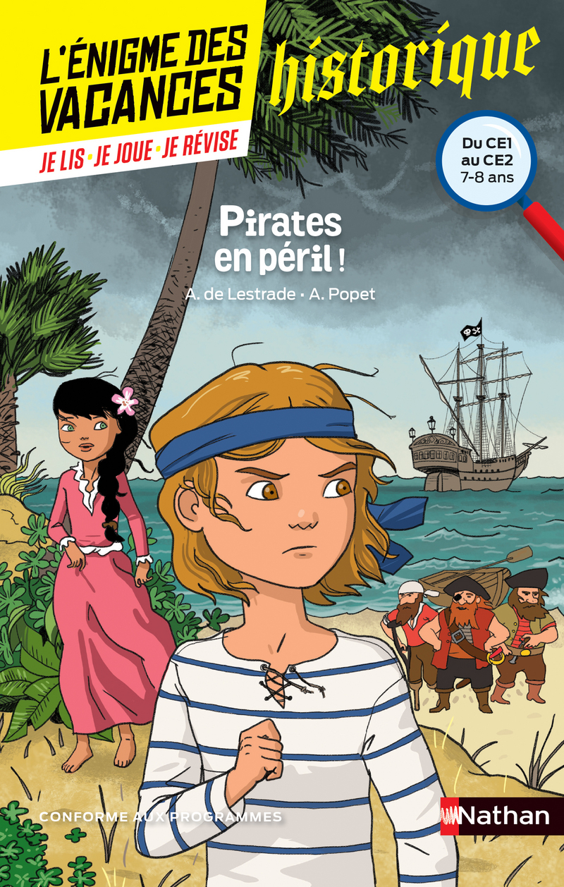 Pirates en péril ! - L