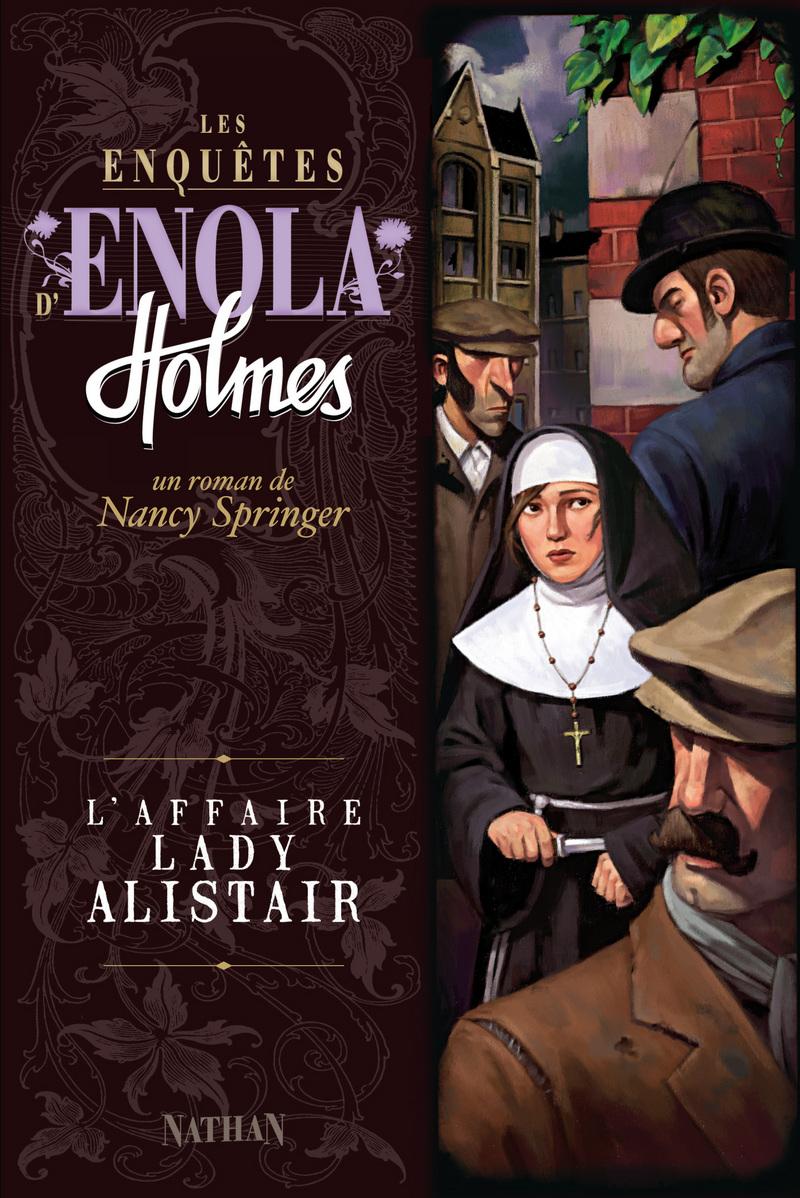 2.L'affaire Lady Alistair 9782092513019