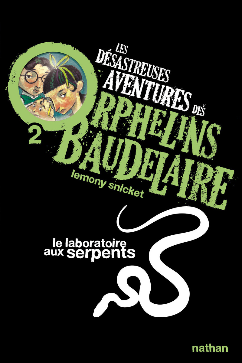 Le laboratoire aux serpents | Romans Poche | Éditions NATHAN