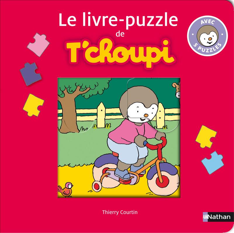 Le Livre Puzzle De T Choupi Des 2 Ans T Choupi