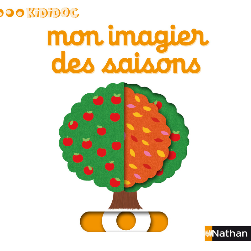 Mon Imagier Des Saisons Kididoc Editions Nathan