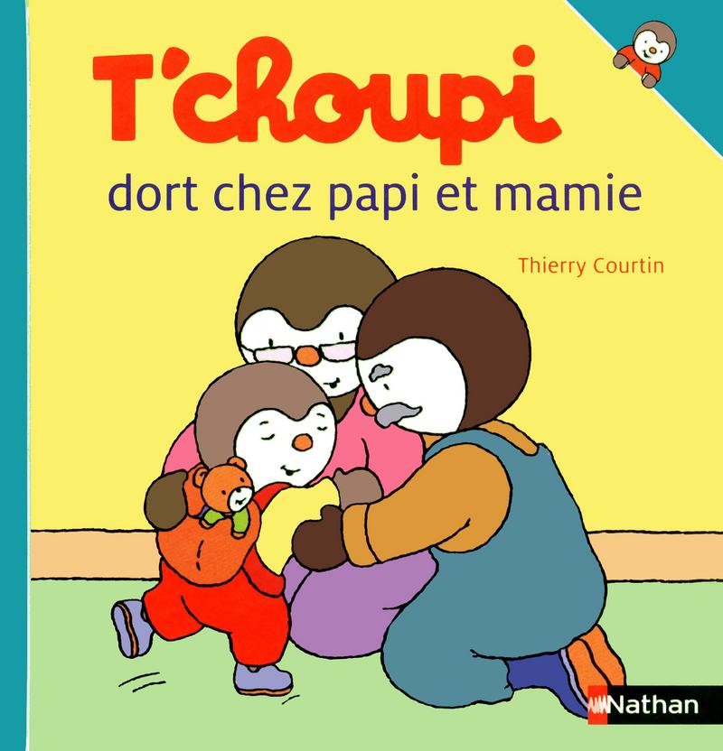 Le murmure des livres t 39 choupi dort chez papi et mamie - Dessin de mamie ...