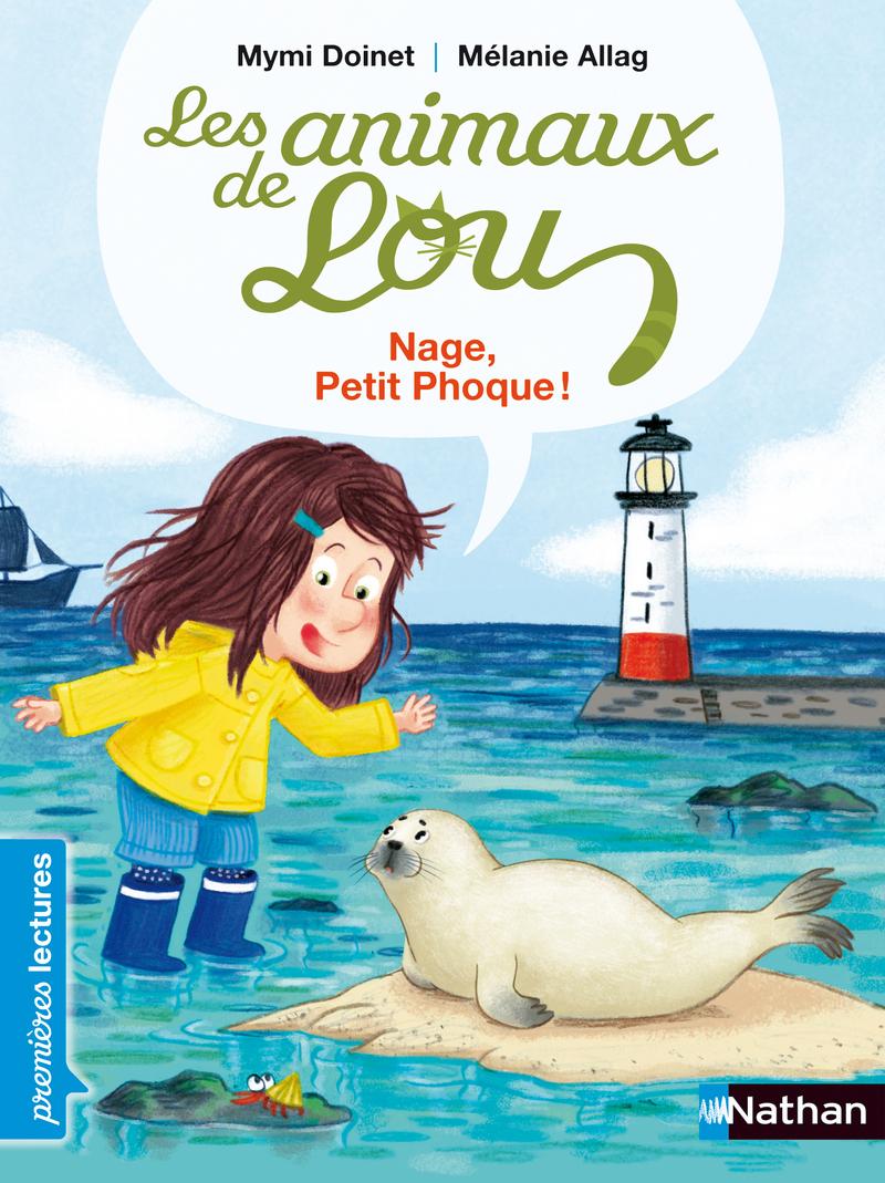 Les Animaux De Lou Nage Petit Phoque Premières