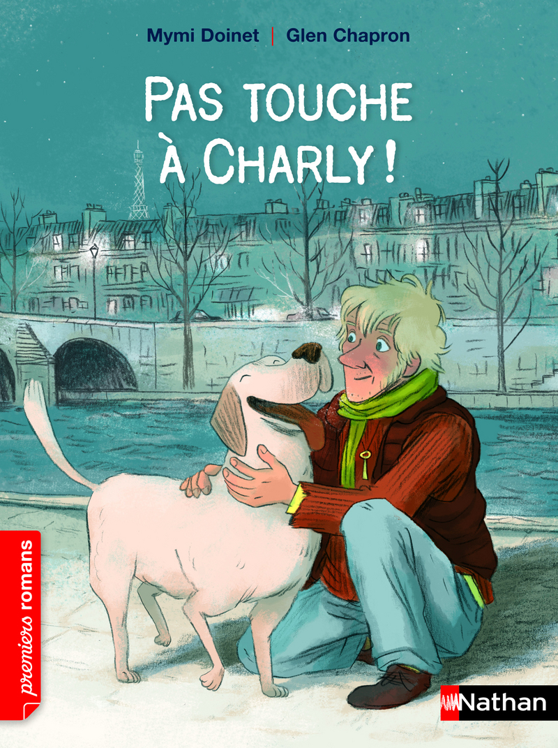 Pas touche à Charly !