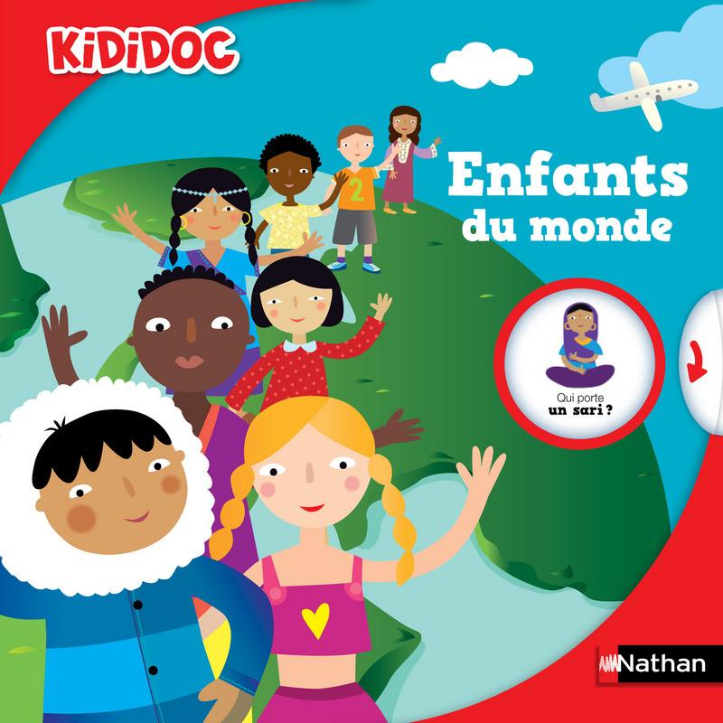 Très Enfants du monde | Kididoc | Éditions NATHAN VO83