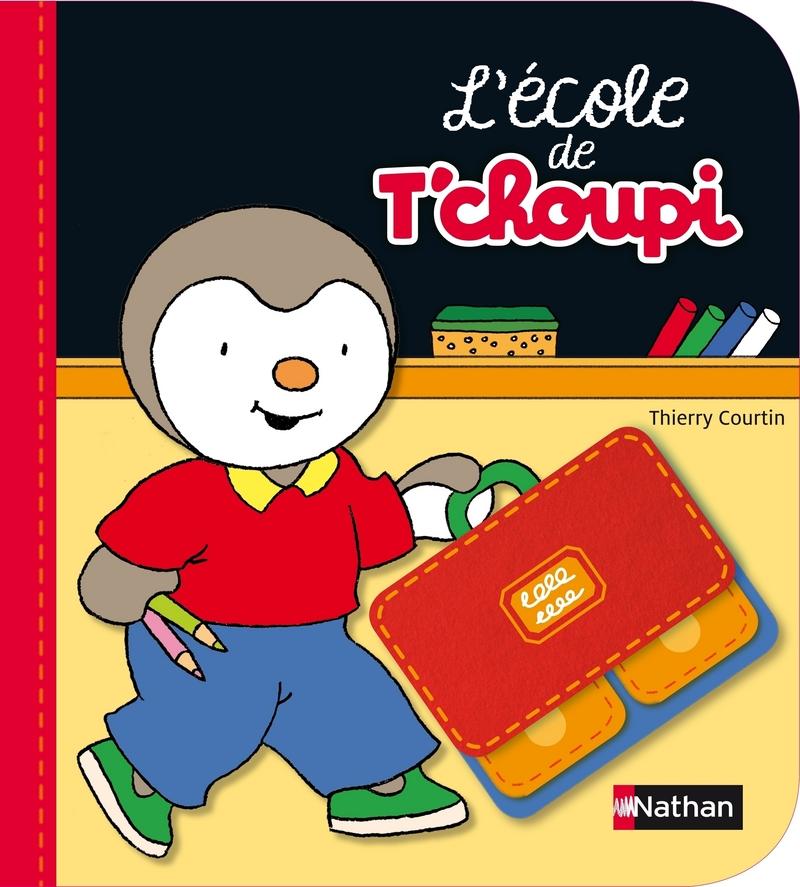 Raconte moi une histoire l 39 cole de tchoupi - Tchoupi tchoupi ...