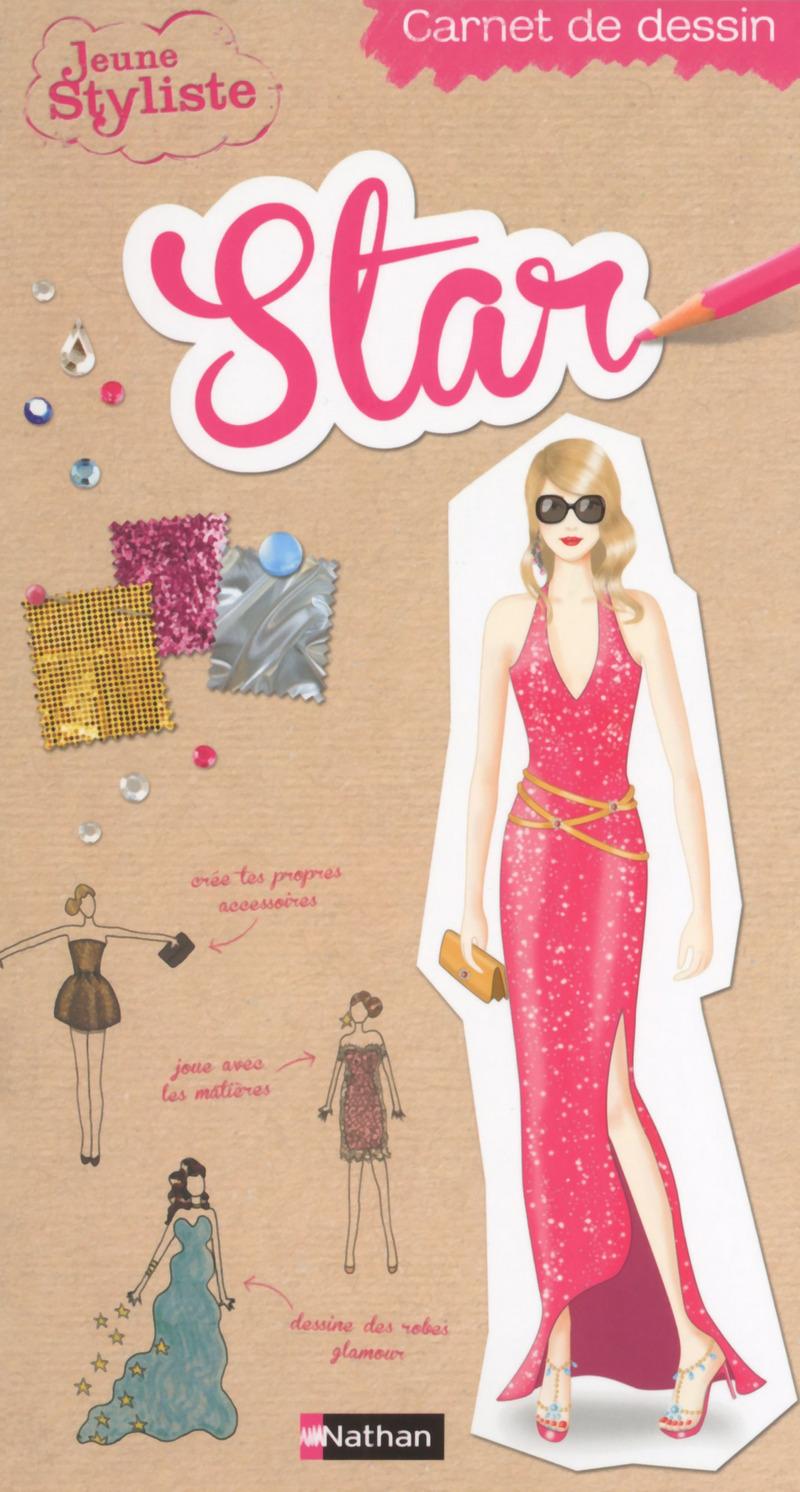 http://lectures-petit-lips.blogspot.fr/2014/06/jeune-styliste-carnet-de-dessin-star-et.html