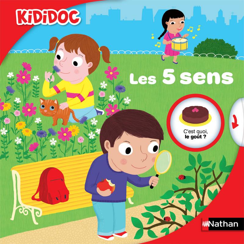 Extrem Les 5 sens | Kididoc | Éditions NATHAN YA82