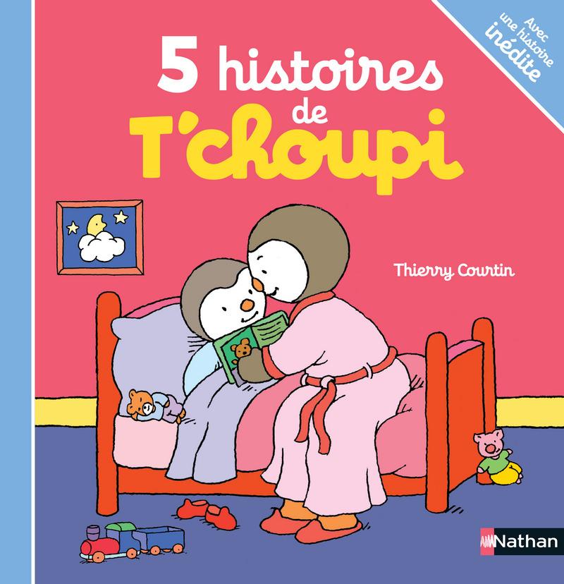 Raconte moi une histoire 5 histoires de tchoupi - Tchoupi tchoupi ...