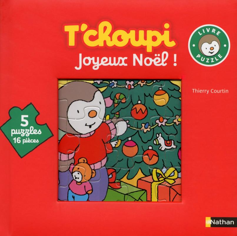 """Résultat de recherche d'images pour """"puzzle tchoupi noël"""""""