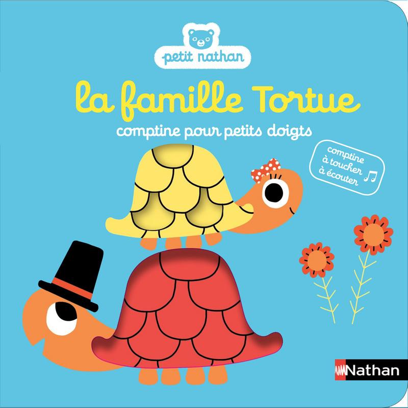 Raconte moi une histoire: La famille tortue
